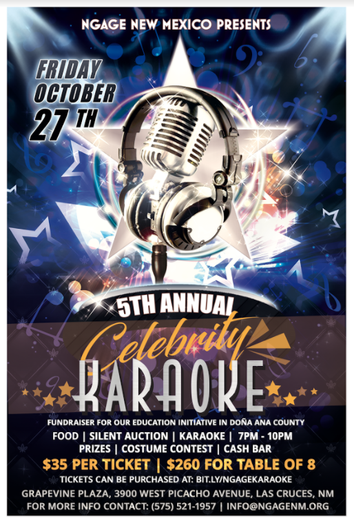 5th Annual Celebrity Karaoke